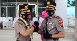 Kombes Pol Wahyu Sri Bintoro Resmi Jabat Kapolresta Tangerang