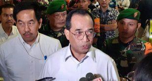 Menhub: Presiden Perintahkan Pencarian Sriwijaya Air SJ182 Dilakukan Maksimal