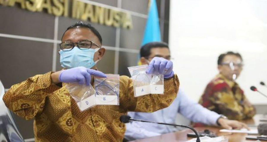 Komnas HAM: Terdapat 18 Luka Tembakan di Tubuh Enam Laskar FPI