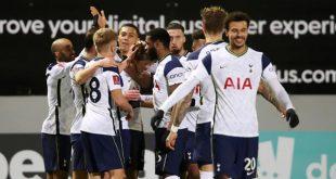 Tottenham Hotspur Pesta Gol ke Gawang Marine 5-0
