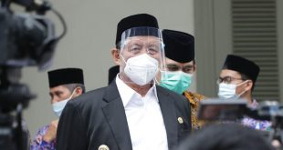 Wahidin Halim Perpanjang PSBB Provinsi Banten Tahap Kelima di