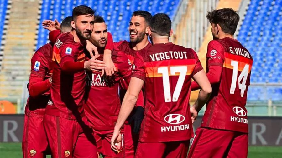Tampil Dominan, AS Roma Bungkam Udinese dengan Skor 3-0 di Olimpico