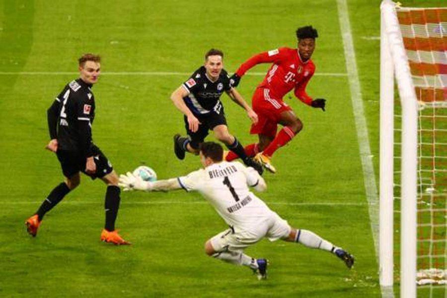Pertandingan Bayern Munich vs Arminia Bielefeld Hasil Berimbang 3-3