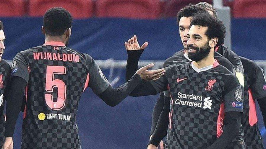Leipzig vs Liverpool Skor 0-2, Gol Mo Salah dan Sadio Mane Kunci Kemenangan