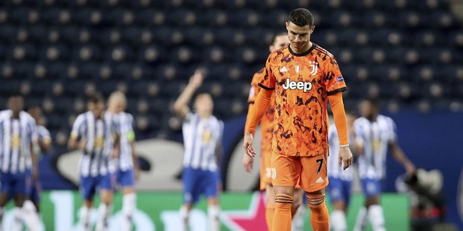FC Porto Patahkan Semangat Juventus: Skor 2-1