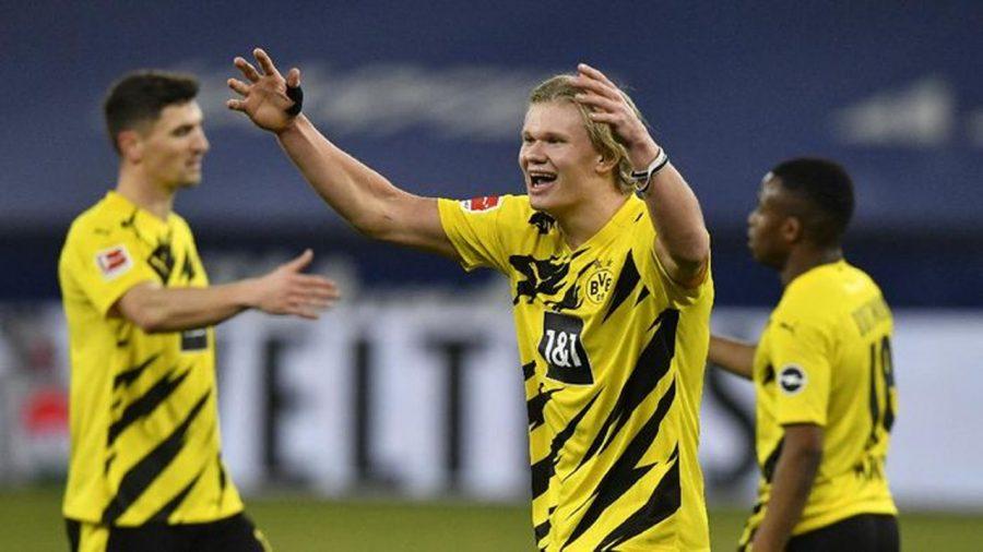 Dortmund Menang 4-0 atas Schalke