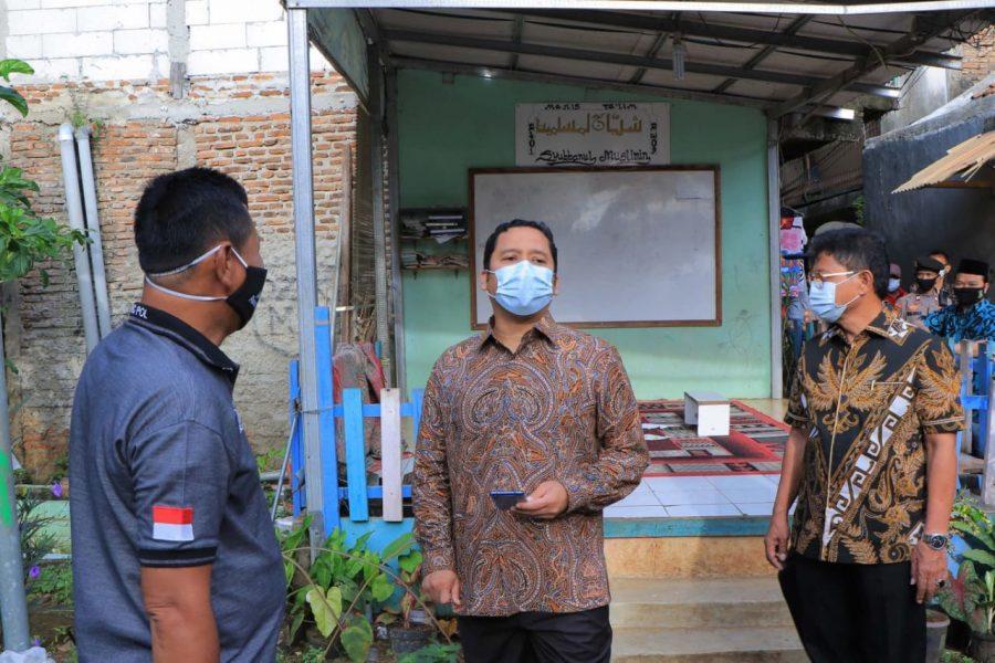 Pemkot Tangerang Siap Bedah 250 unit Rumah Warga