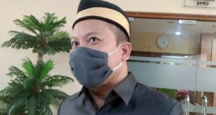 DPRD, Pemkot Tangerang segera Lakukan Perbaikan Jalan Taman Royal
