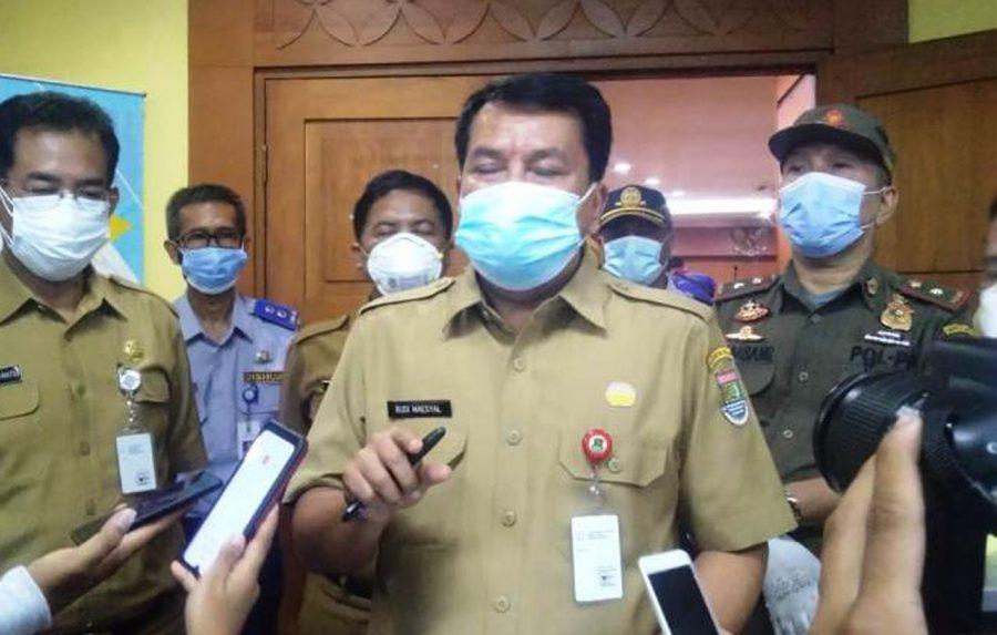 Sekda: Akhir Februari Giliran ASN, TNI dan Polri Jalani Vaksinasi