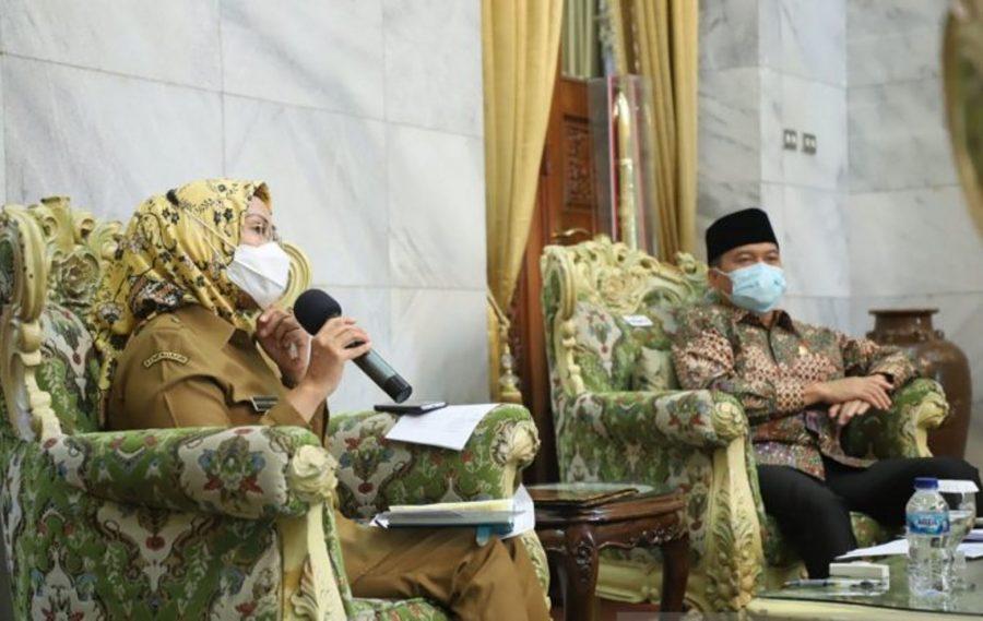 Komisi VIII DPR RI Apresiasi Penanganan Bencana di Kabupaten Serang