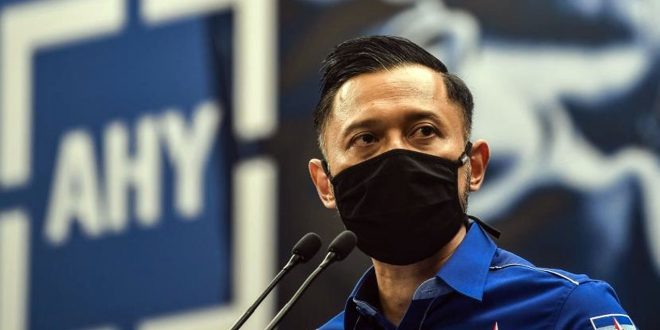 AHY Ungkap upaya Orang Lingkaran Jokowi ingin Ambil alih Partai Demokrat