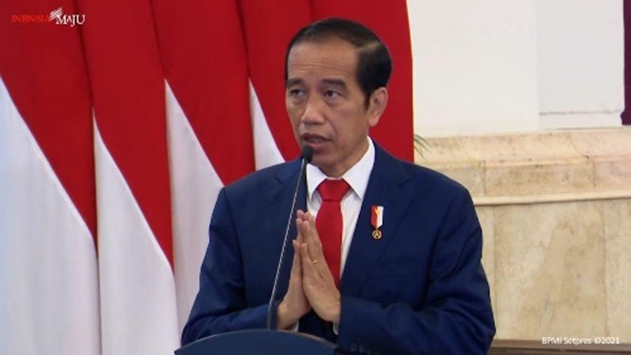 Jokowi Minta Implementasi UU ITE Harus Berikan Rasa Keadilan di Tengah Masyarakat