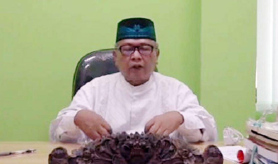 Cegah Covid-19, Ketua MUI Banten Imbau Para Ulama dan Santri Patuhi Prokes
