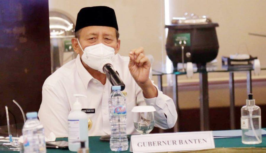 Gubernur Banten: Tidak Boleh Panik, Penanganan Covid-19 Harus Perhatikan di Awalnya