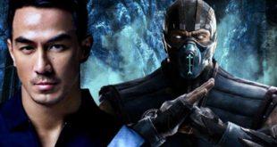 Joe Taslim Perankan Sub-Zero dalam Film 'Mortal Kombat'