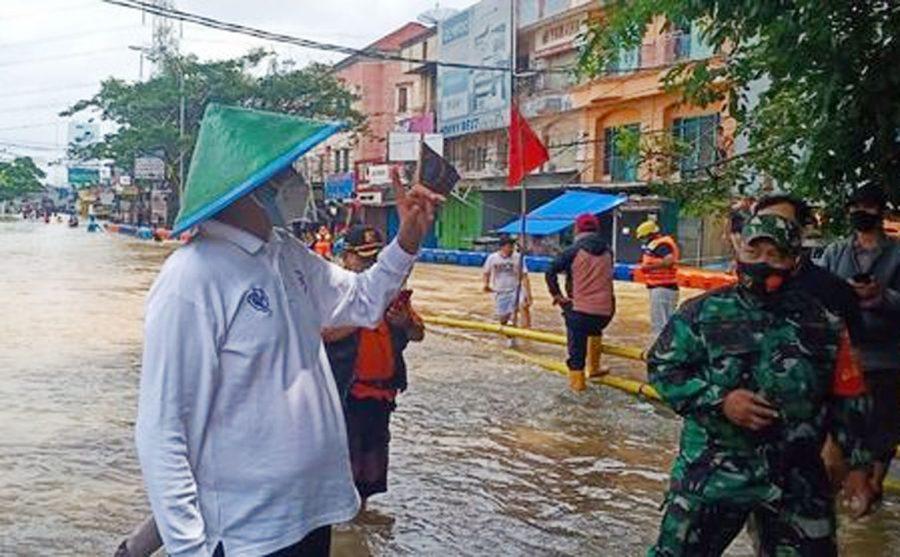 Pemprov Banten Siagakan Posko Kesehatan Utama dan Darurat Bencana