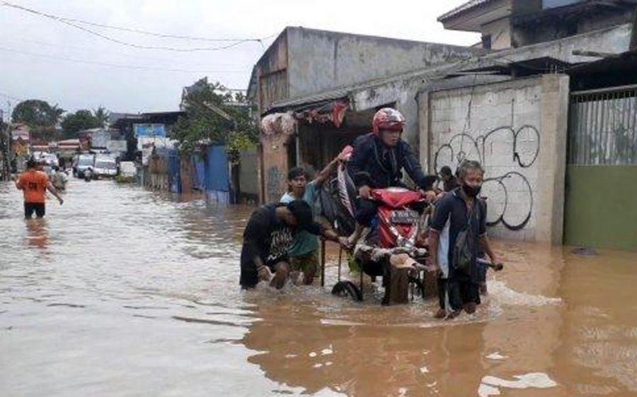 22 Lokasi di Kota Tangsel Terendam Banjir