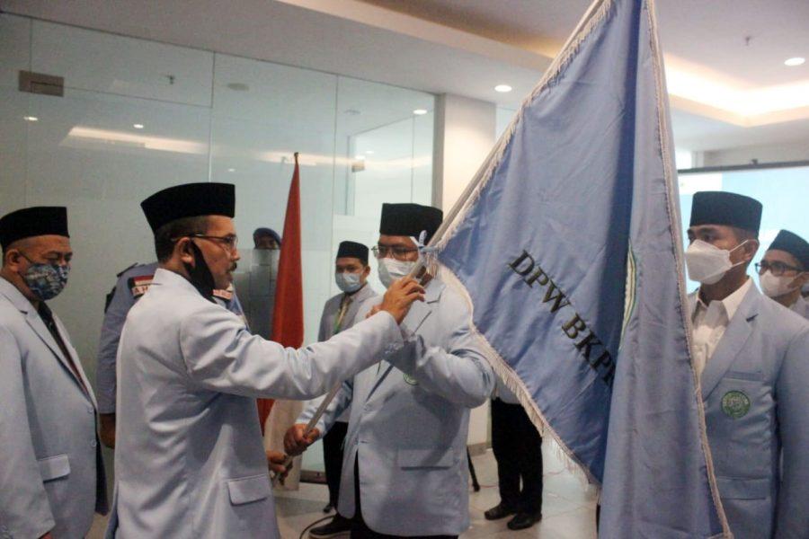 Resmi Dilantik, DPW BKPRMI Provinsi Banten Gaungkan Gerakan Ayo Kembali Ke Masjid