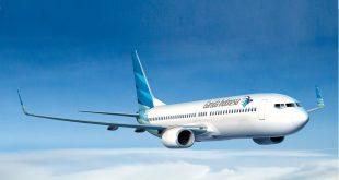 Garuda Indonesia Jamin Keamanan Penerbangan Hadapi Cuaca Ekstreme