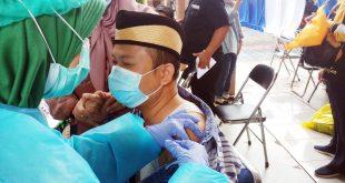 Anggota DPRD Kota Tangerang Diberi Vaksinasi Covid-19: Semoga Ini Bisa Atasi Pandemi