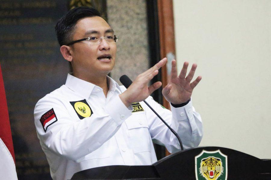 Banten Keluar dari Zona Merah, Wagub Andika Apresiasi TNI/Polri, Pemda dan Warga