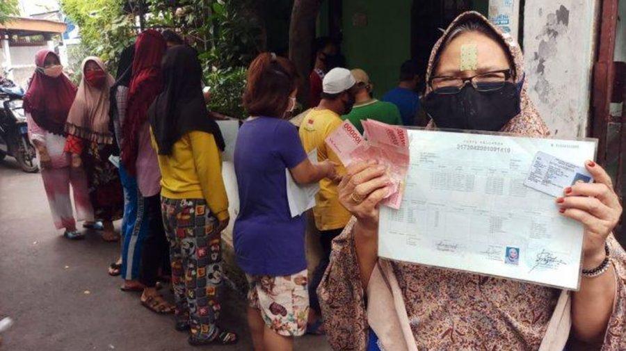 Pencairan Dana BST di Kabupaten Lebak Berjalan Lancar