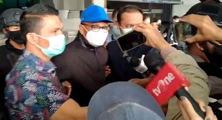 KPK Tangkap Gubernur Sulawesi Selatan Nurdin Abdullah