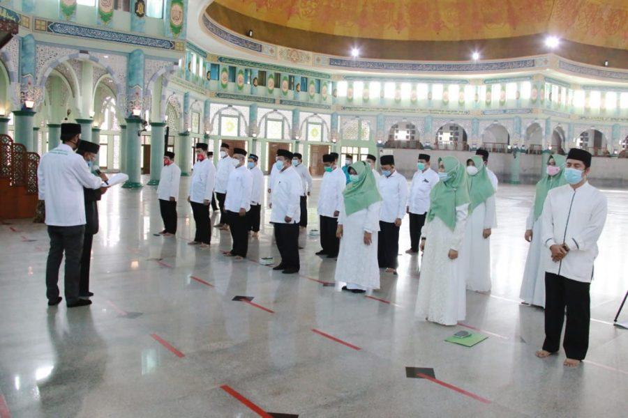 Lantik DMI: Arief Dorong Kemaslahatan Umat Islam di Tengah Pandemi