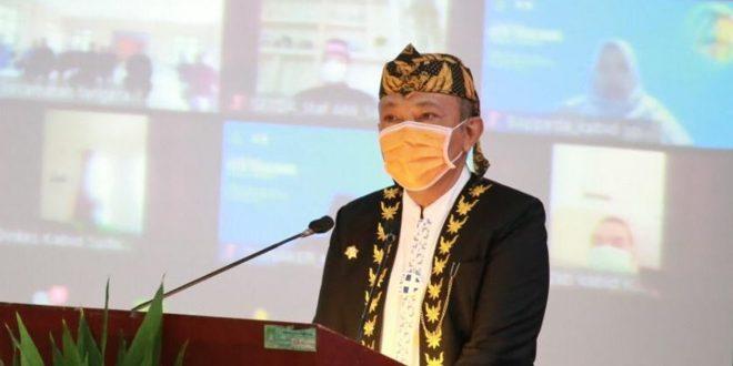 HUT Kota Tangerang, Gubernur ajak Semua Pihak Gotong Royong Bangun Provinsi Banten