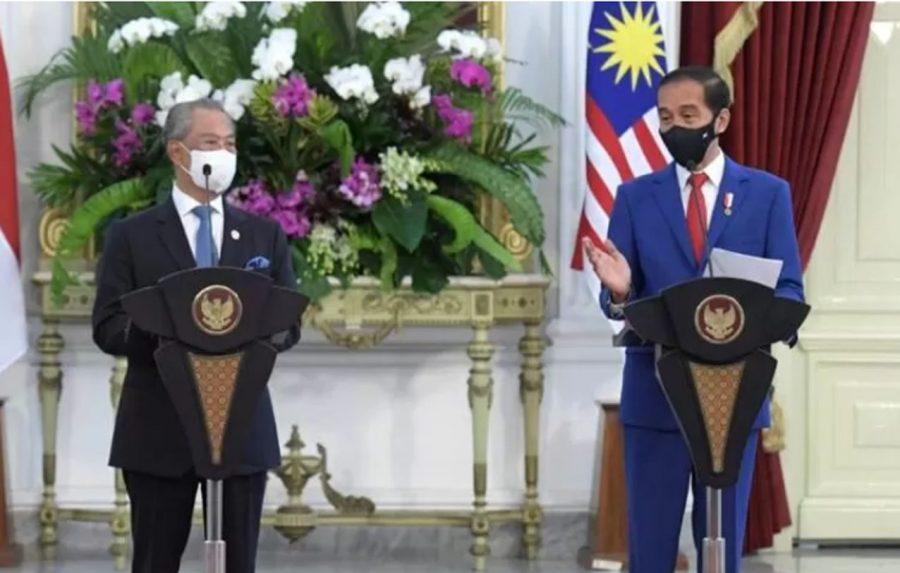 Isu Perlindungan WNI hingga Diskriminasi Sawit jadi Bahasan Jokowi dan PM Malaysia