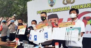 Polisi Tangkap Tukang Rias Pengantin Kasus Penipuan Rekrutmen Pegawai