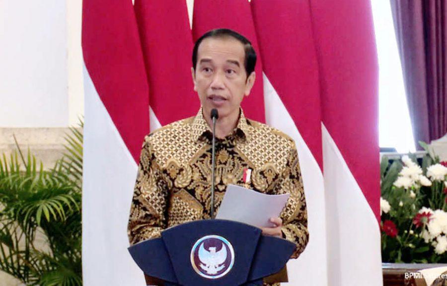 Peringati HPN 2021: Jokowi, Terima Kasih Pers telah Melakukan Edukasi Prokes