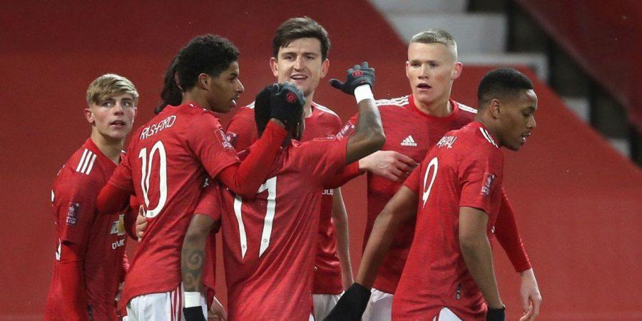 Lolos ke Perempatfinal, Man United sudah Bicarakan Final Piala FA