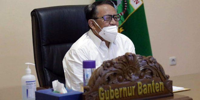 Pelantikan Pengurus PKS, Wahidin Halim: Mari Bersinergi Membangun Provinsi Banten