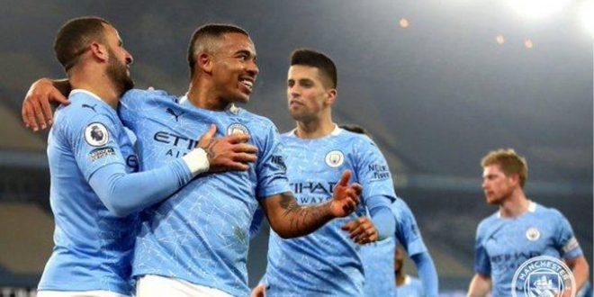 Manchester City Sukses Tumbangkan Wolverhampton Skor 4-1