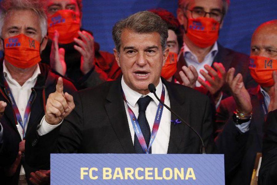 Joan Laporta Resmi Jadi Presiden Barcelona