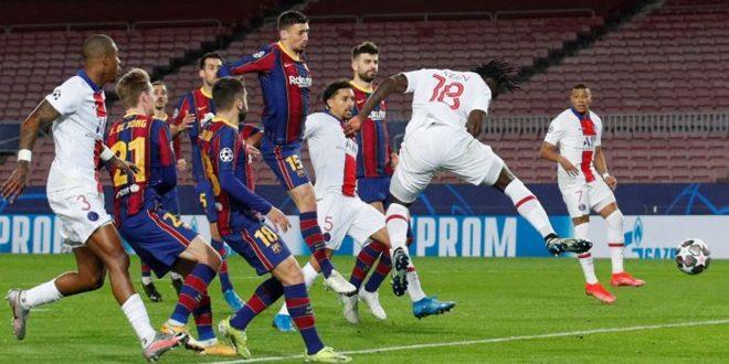 Paris Saint-Germain Bantai Barcelona Dengan Skor 4-1