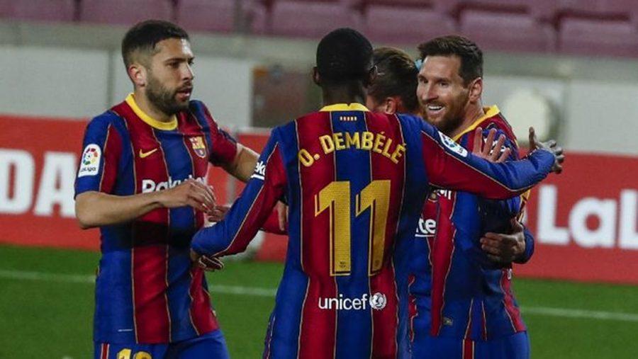 Barcelona Menang 4-1 atas Huesca, Lionel Messi Cetak Dua Gol