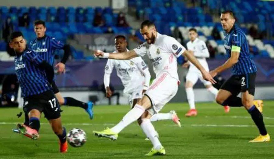 Real Madrid Hajar Atalanta 3-1 dan Lolos Meyakinkan ke Perempatfinal