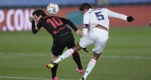 Hasil Liga Spanyol: Real Madrid vs Real Sociedad Hasil Berimbang 1-1
