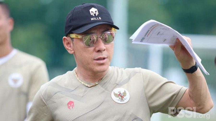 PelatihTimnas Indonesia Shin Tae-yong Dinyatakan Positif COVID-19
