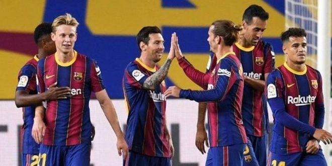 Barcelona Singkirkan Sevilla Secara Dramatis Dengan Skor 3-0