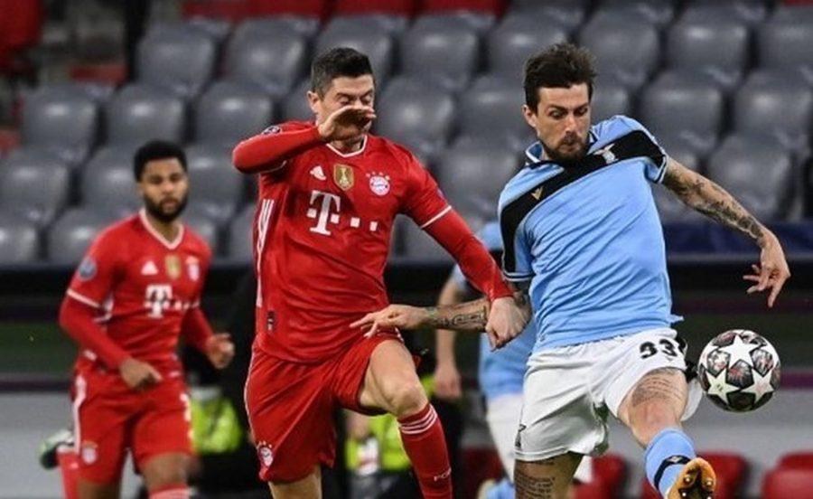 Bayern Munich Menang 2-1 atas Lazio dan Melaju ke Perempatfinal