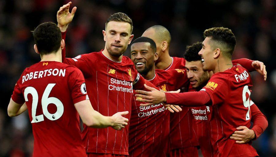 Hadapi Real Madrid, Wijnaldum Ungkap Ambisi Besar Liverpool di Liga Champions 2020-2021