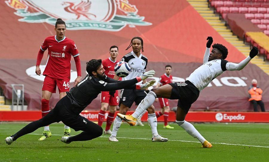 Liverpool Dipermalukan Fulham 0-1 di Anfield