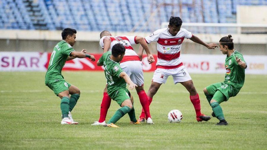 Madura United Tumbangkan PSS Sleman Dengan Skor 2-1
