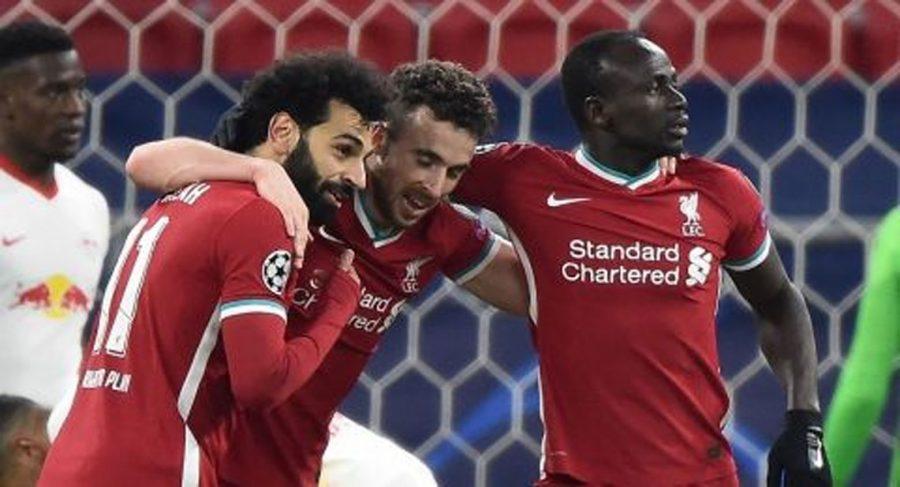Liverpool Vs RB Leipzig: Menang 2-0, Si Merah Masuk ke Perempatfinal