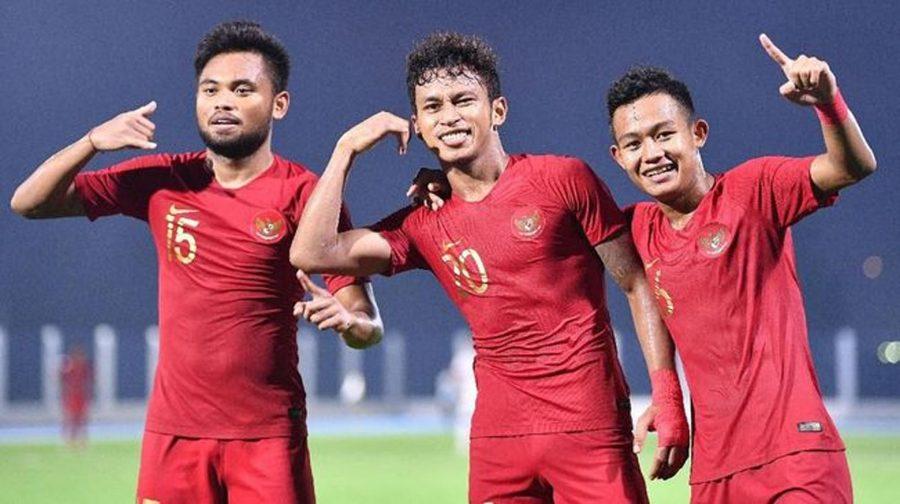 Timnas Indonesia U-23 Segera Lawan Brasil dan Argentina