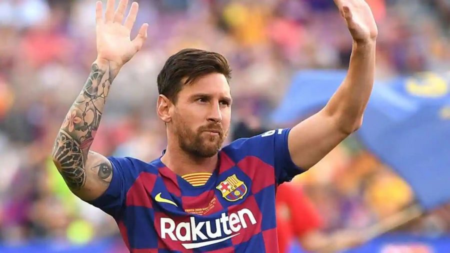 Lionel Messi Pecahkan Rekor 20 Gol di Liga Spanyol