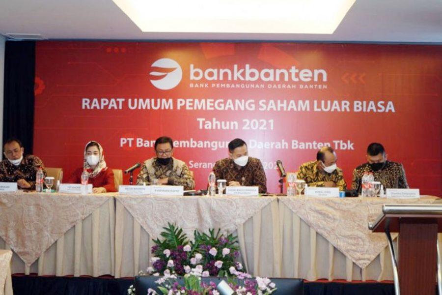 Bank Banten Rombak Susunan Dewan Komisaris dan Direksi